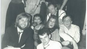 ЛЬВІВ КІНЦЯ 1980-х