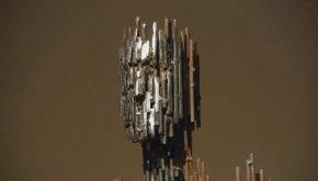 3D. SCULPTURE VECTOR. ВИСТАВКА
