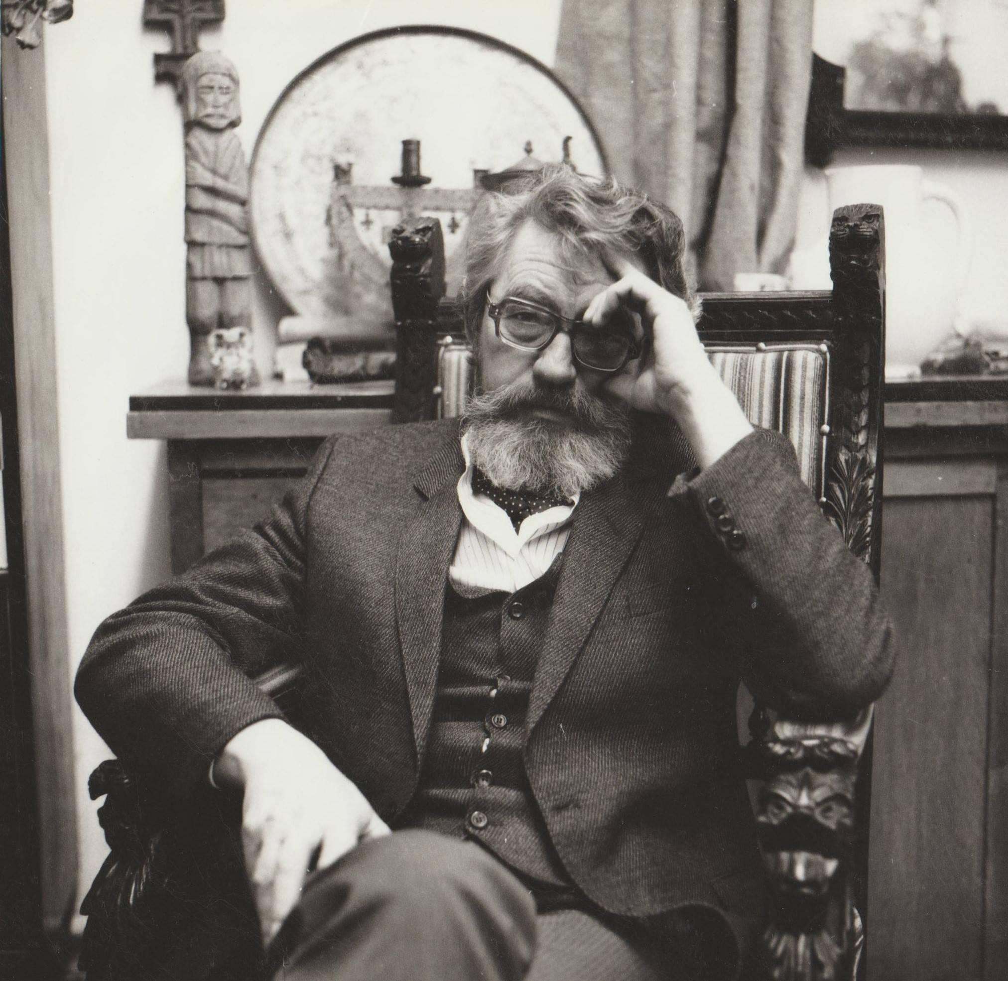 Георгій Якутович. 1980-ті р. Фото з архіву В. Юрчишина