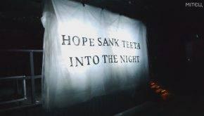 Apparatus 22. Hope Sank Teeth Into The Night