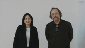 Вікторія Панькова та Олександр Ляпін