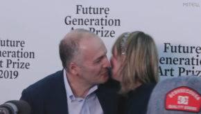 Церемонія нагородження Future Generation Art Prize 2019