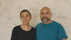 Наталія Корольова та Микола Маценко