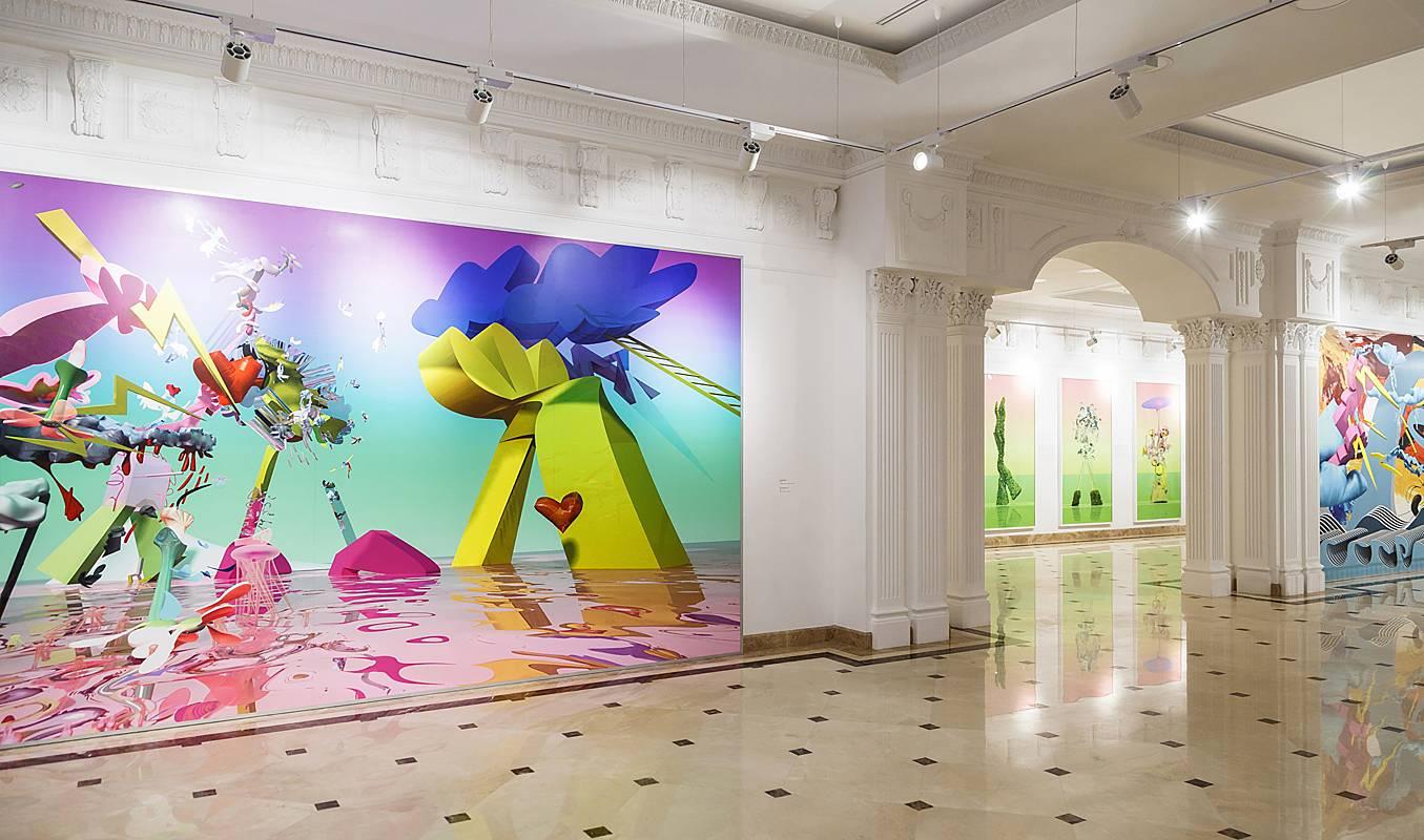 Ukraine gallery, nude bbw art model