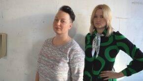 Анна Алієва та Аніта Немет
