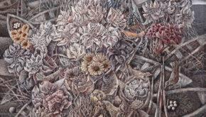 Картину Ивана Марчука продали за рекордные $56 тыс. на аукционе в Киеве