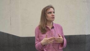 """Марія Павленко: """"хочу розповісти про проєкт..."""""""