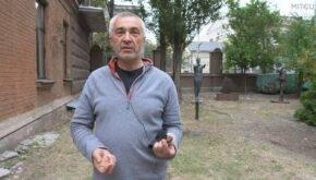 Василь Татарький про українську скульптуру