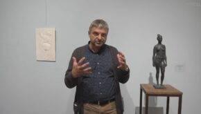 Володимир Кочмар про сучасну українську скульптуру