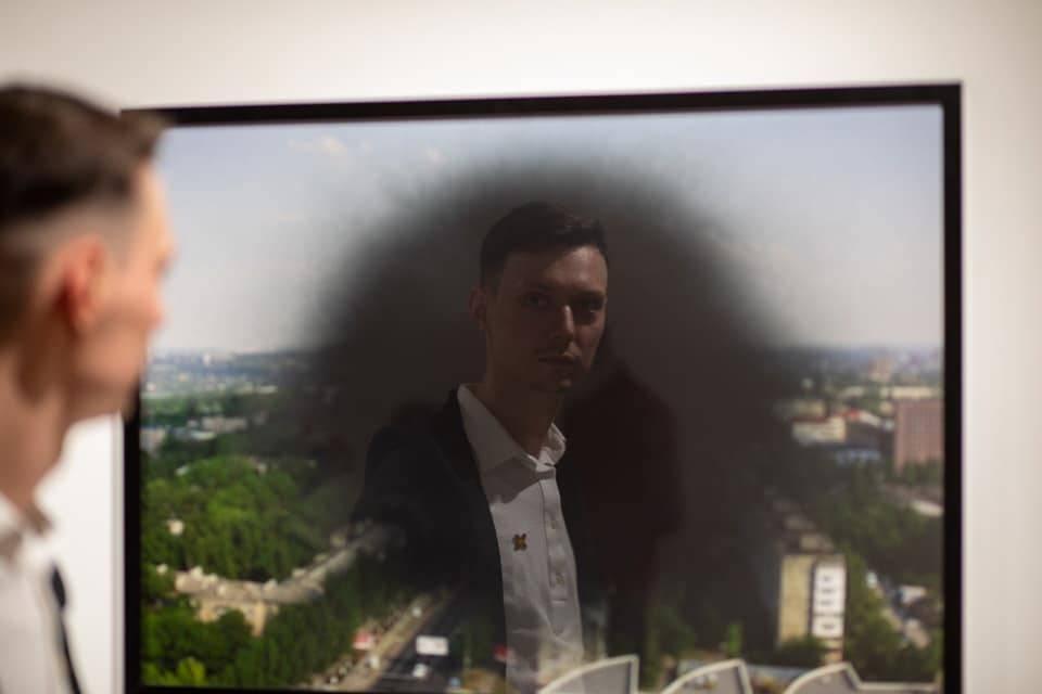 Микола Рідний у Voloshyn Gallery