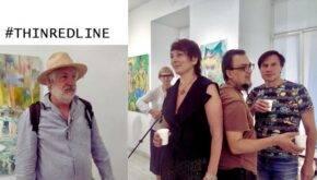 «Тонка червона лінія» в Інституті проблем сучасного мистецтва НАМУ